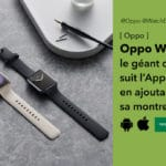 Oppo Watch ECG première montre Wear OS avec électrocardiogramme