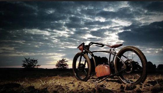 Plus beau vélo électrique vintage