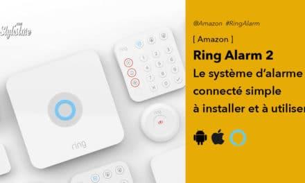 Ring Alarm avis test promo du système d'alarme sans fil