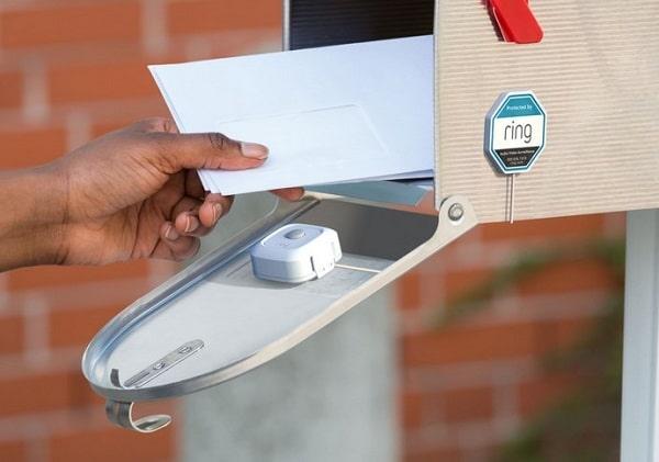 Ring Mailbox sensor test