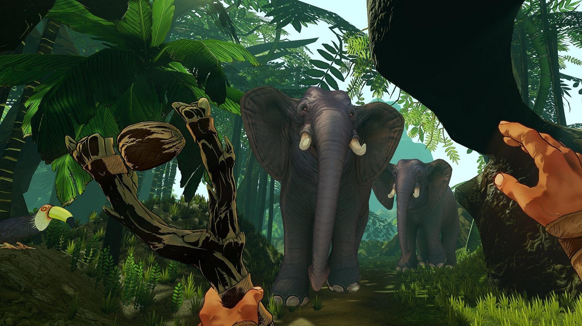 Tarzan VR Avis