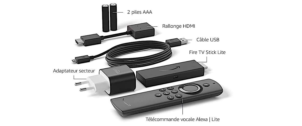 Unboxing Stick Tv Lite Amazon