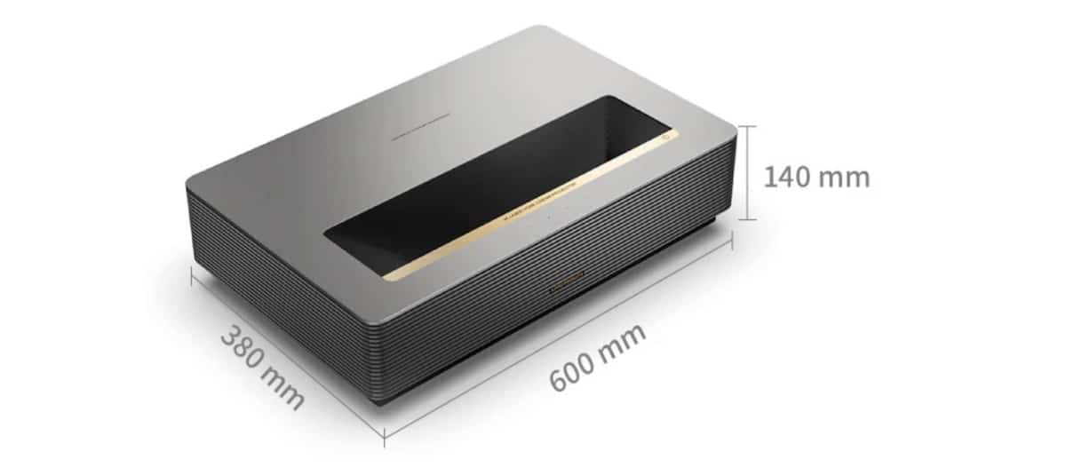 Wemax Appotronics D30 caractéristiques