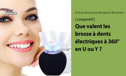 Comparatif brosse à dents 360 degrés ou en U : acheter ou pas ?