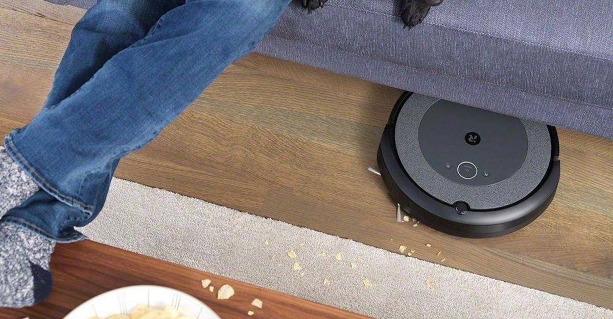 iRobot Roomba i3 robot aspirateur