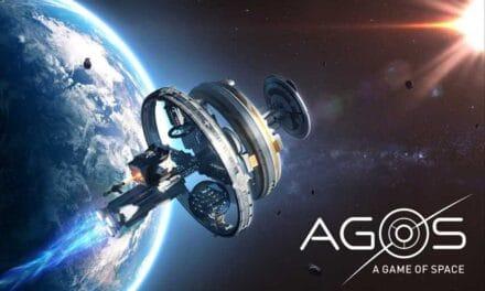 AGOS jeu de conquête spatiale en VR par le français UBISOFT
