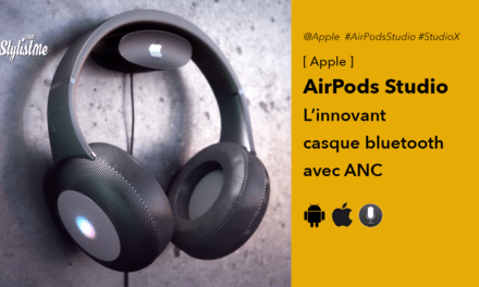 AirPods Studio nombreuses innovations du casque Bluetooth ANC d'Apple