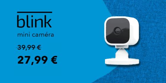 Blink mini cam promo prime day 2020