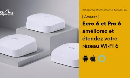 Eero 6 donnez de la puissance à votre réseau en Wi-Fi 6
