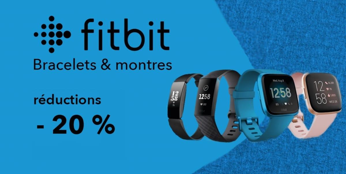 Fitbit offre Amazon Prime Day