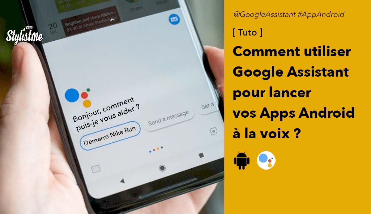 Google Assistant App Android