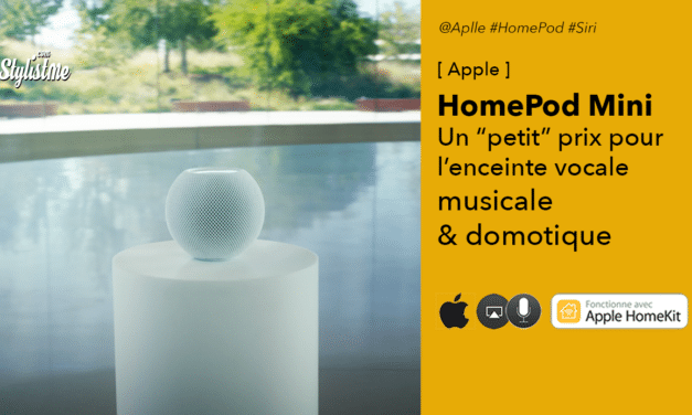 HomePod mini la bonne surprise abordable d'Apple