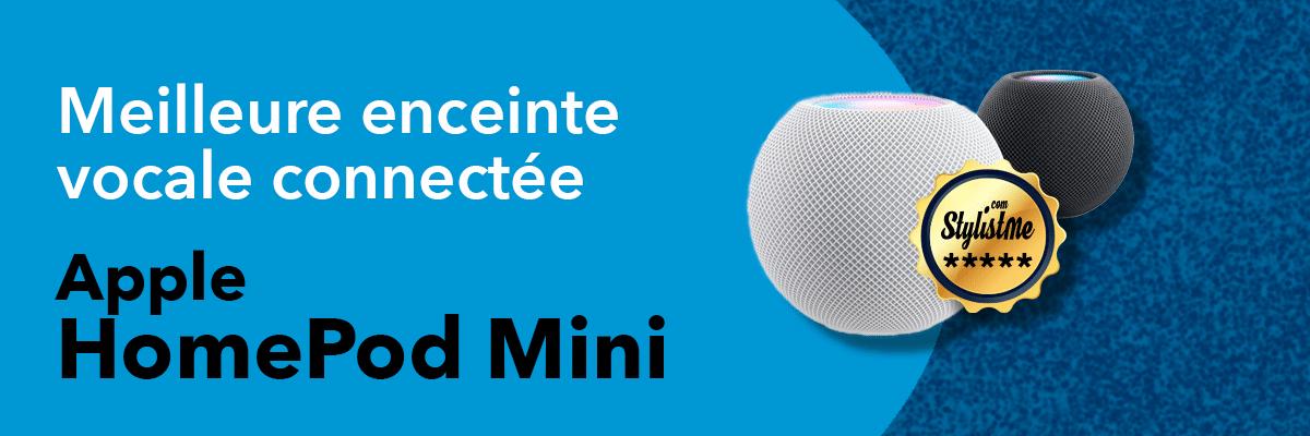 Meilleure enceinte vocale HomePod Mini