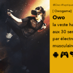 Owo une nouvelle veste haptique pour jouer en VR, PC, mobile ou console