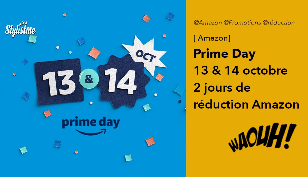 Prime Day Amazon 13 14 octobre 2020