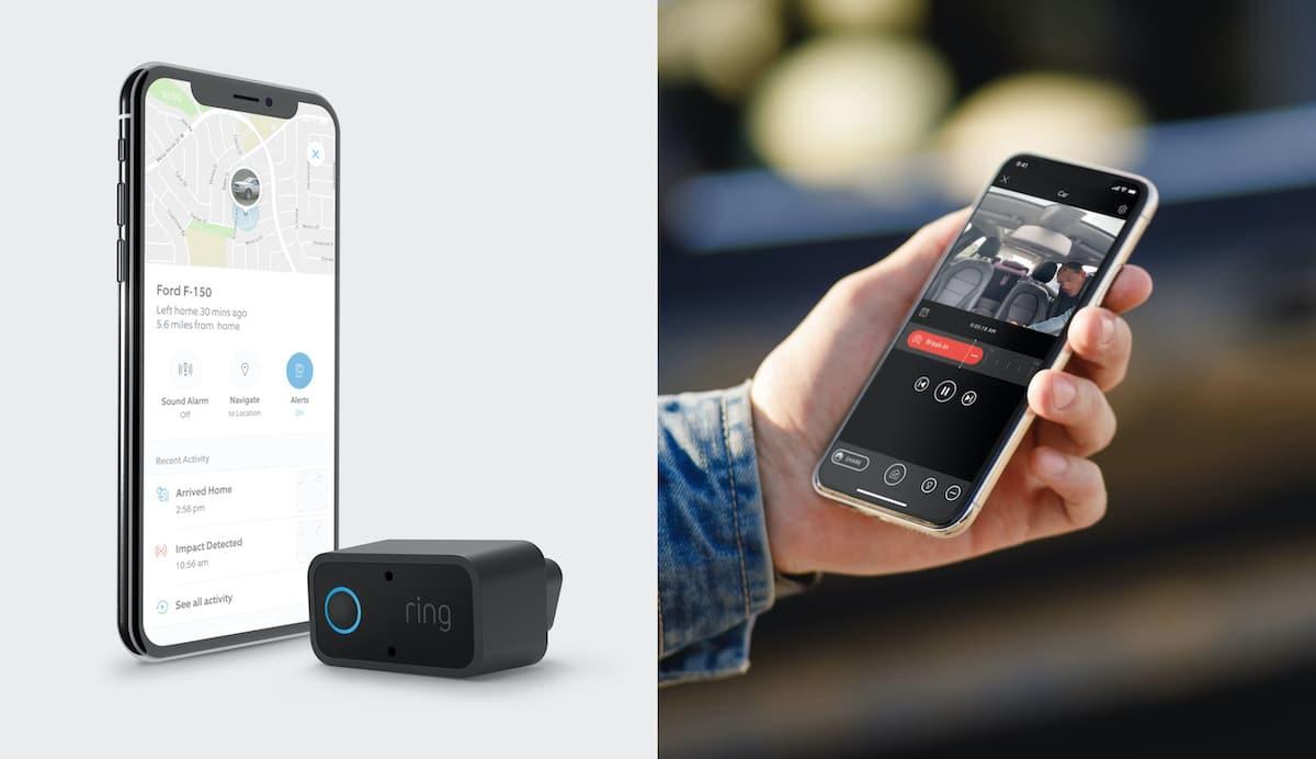 Ring Car Alarm : alarme connectée voiture