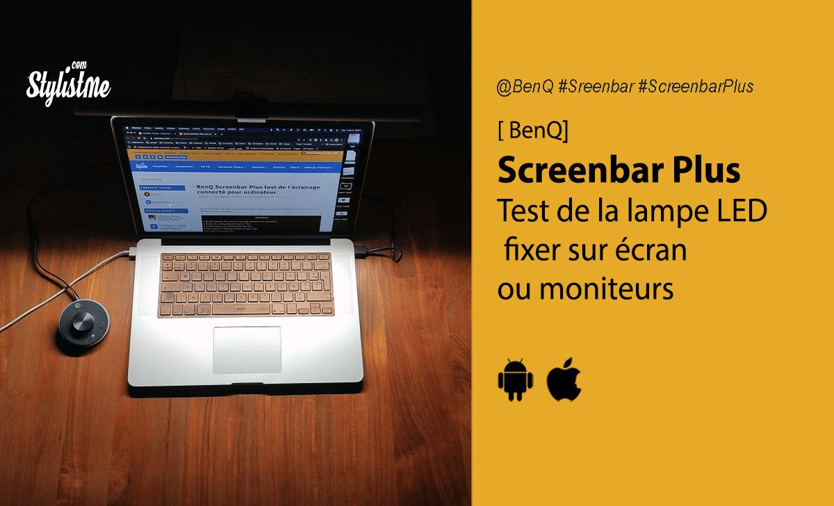 Screen Bar Plus BenQ Test avis