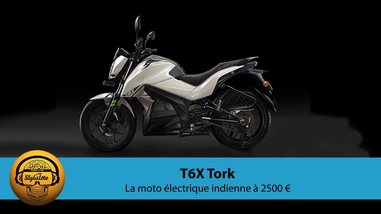 Tork TX6 prix date caractéristiques