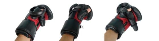 Ultimate Boxing Gloves VR DeadEye VR gants boxe vr