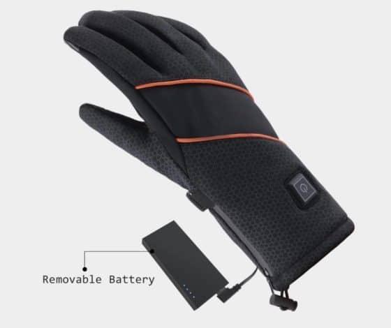 Xiaomi PMA gants chauffants test