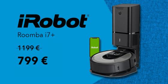 iRobot Roomba i7 plus prime day 2020