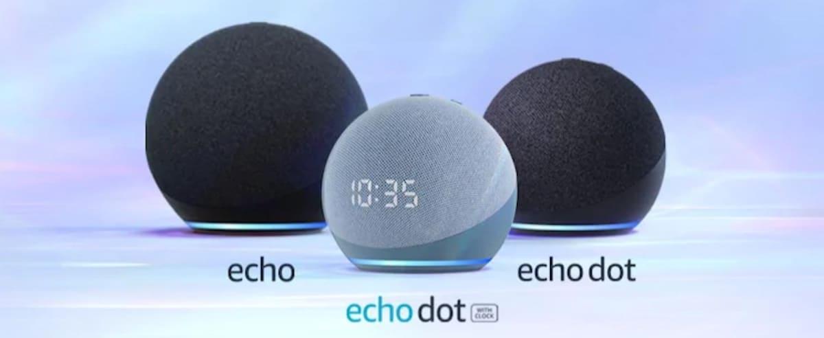 nouveautés Amazon Echo 2020