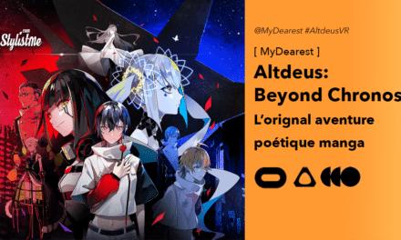 ALTDEUS Beyond Chronos une aventure VR pour les fans de Mangas