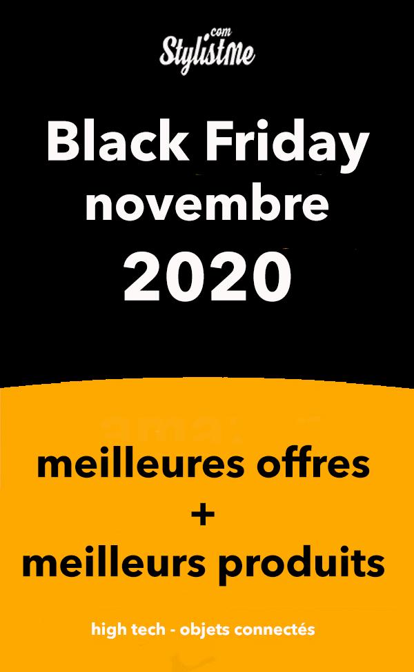 Black Friday 2020 idées cadeaux