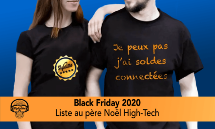 Black Friday : offres sur les meilleurs produits high-tech 2020