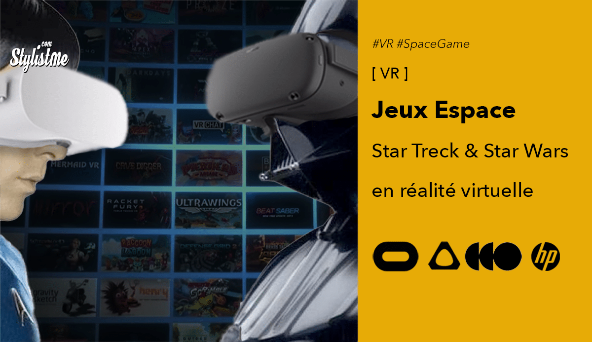 Jeux espace VR