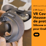 VR Cover Oculus Quest 2 les housses de mousse faciale