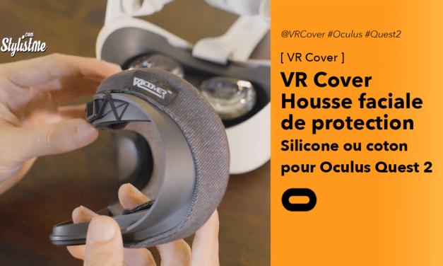 VR Cover Oculus Quest 2 les housses de mousse faciale