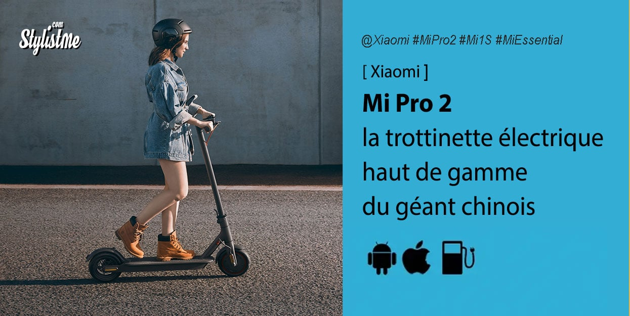 Xiaomi Mi Pro 2 avis test