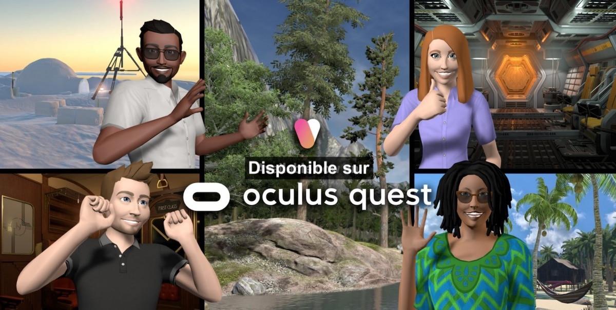 vTime XR Oculus Quest 2