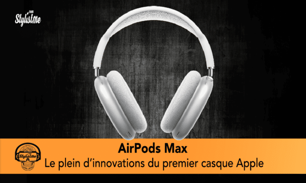 AirPods Max : casque Bluetooth ANC d'Apple avec de ombreuses innovations
