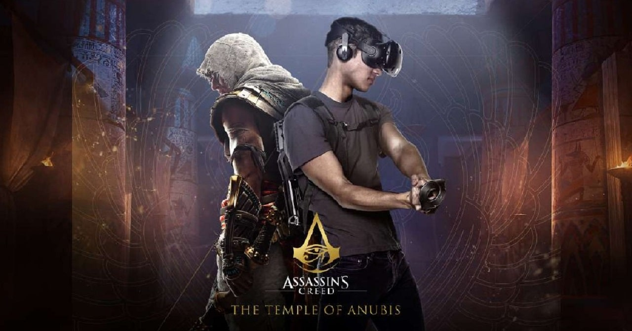 Assassins Creed VR sortie 2021 Oculus Quest