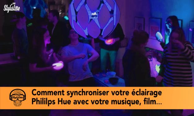 Comment synchroniser les lumières Philips Hue avec votre musique