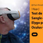 Elygo sangle Oculus Quest 2 test de l'alternative à la sangle Elite Oculus