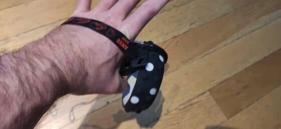 Grip AMVR Oculus Quest 2 test