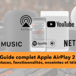 Guide AirPlay 2 pour iOS, MacOS, HomePod, HomeKit et Apple Tv