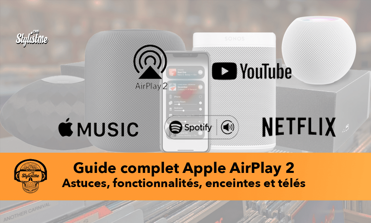 Guide AirPlay 2 Apple