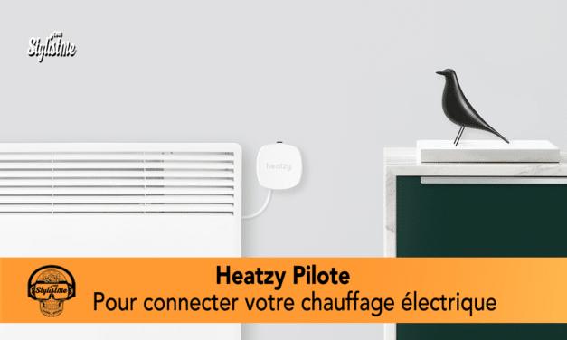 Heatzy Pilote pour connecter et piloter votre radiateur électrique à distance
