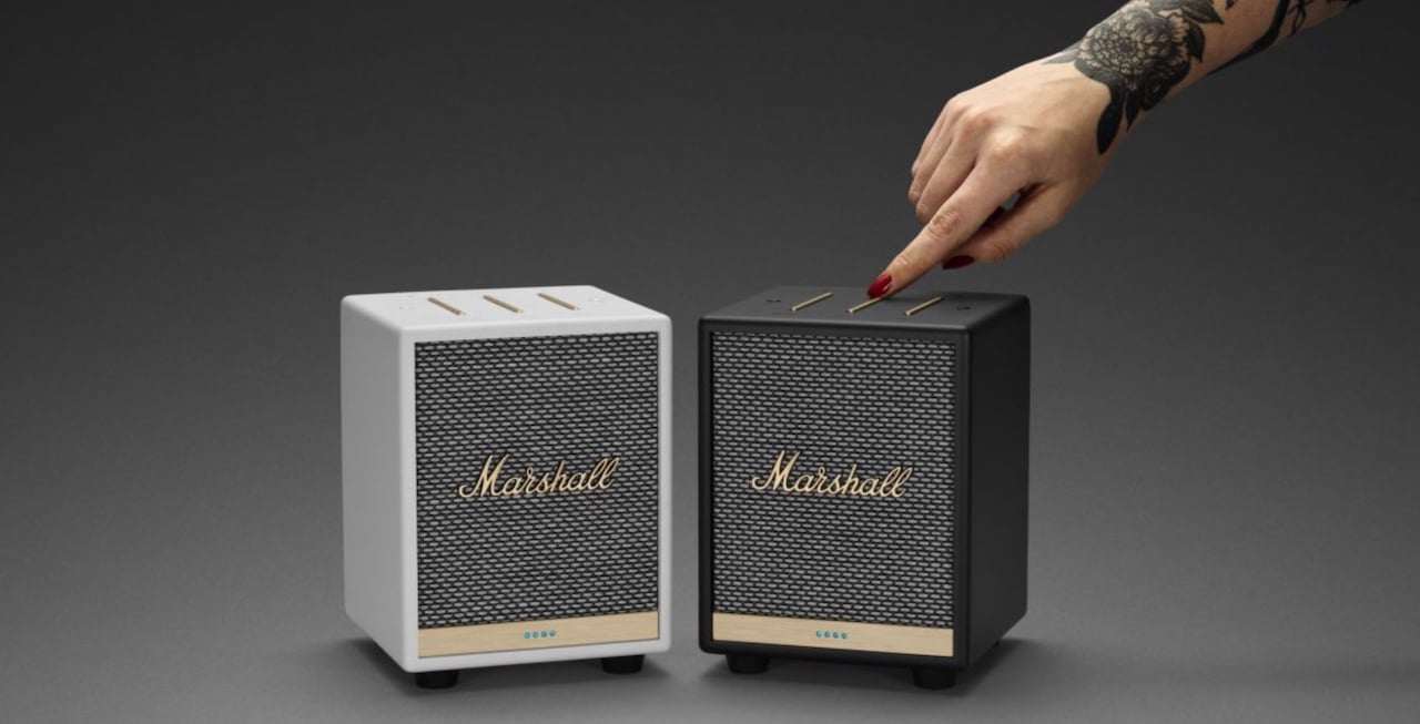 Marshall Uxbridge Voice AirPlay 2