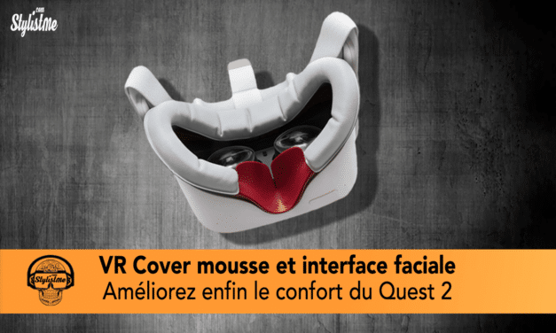 VR Cover mousse faciale la meilleure solution pour Oculus Quest 2 ?