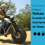 Volcon Grunt la moto électrique tout terrain fat tire