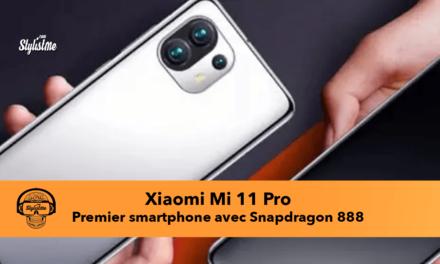 Xiaomi Mi 11 Pro le meilleur smartphone 2021 pour la photo et le gaming