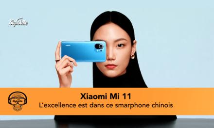 Xiaomi Mi 11 le meilleur smartphone 2021 pour la photo et le gaming
