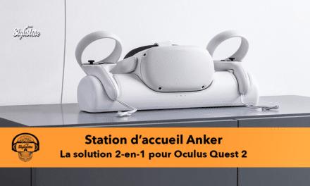 Anker station d'accueil et de charge pour Oculus Quest 2