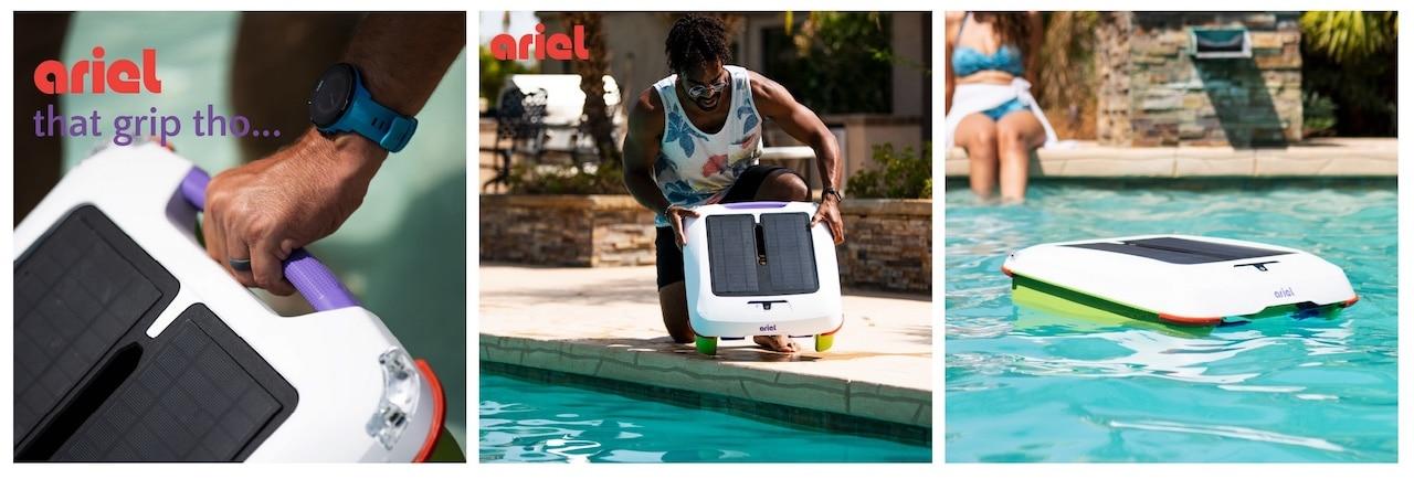 Ariel robot piscine avis