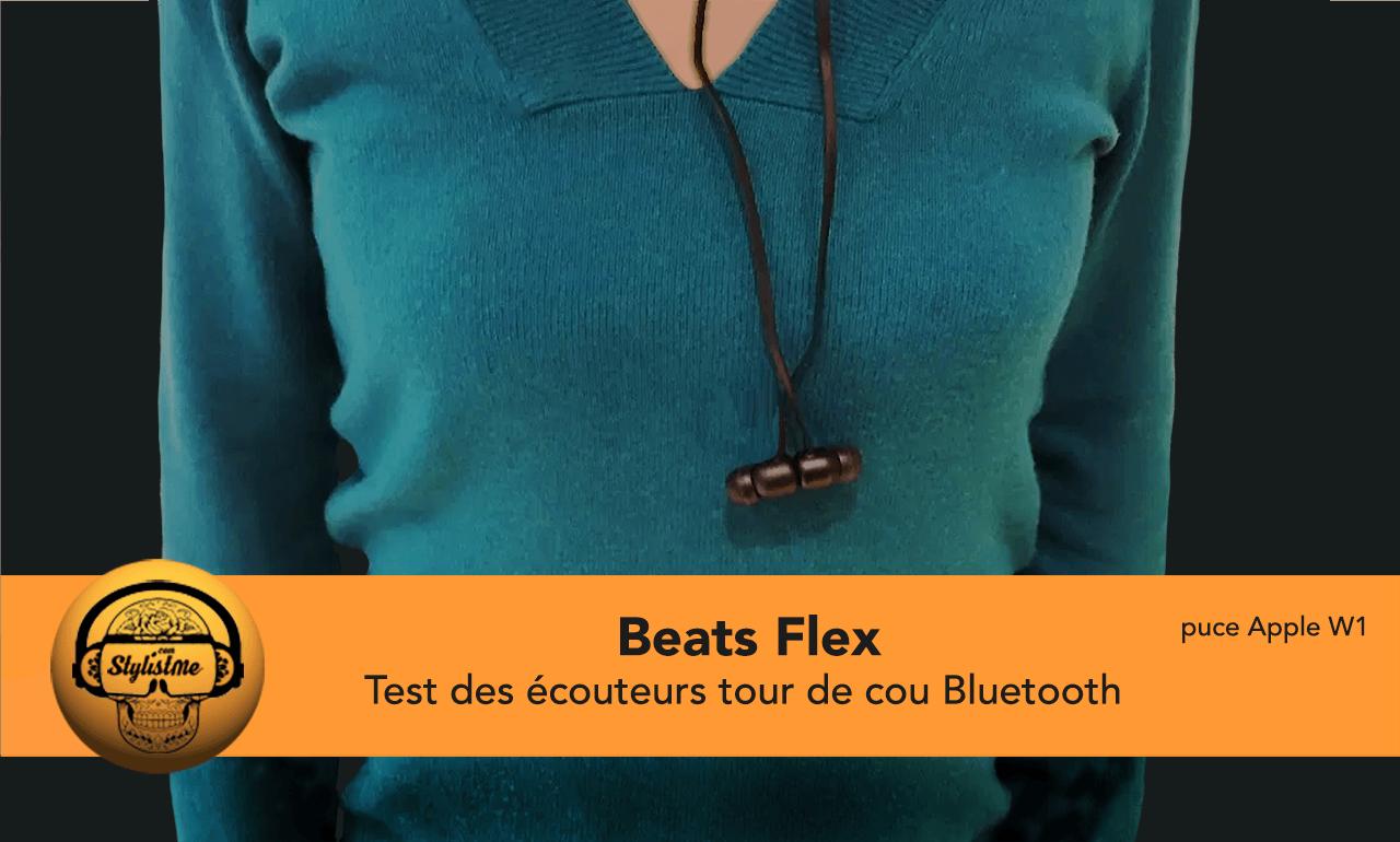 Beats Flex test avis